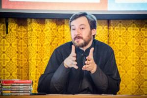 Диакон Илия Кокин провел лекцию для студентов Казанской духовной семинарии