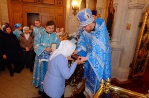 В Казанском храме состоялось торжество по случаю престольного праздника