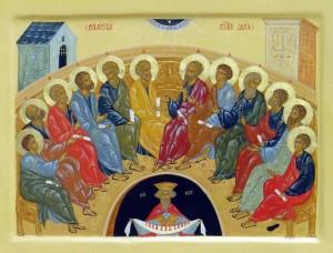 В день Святой Троицы в Казанском храме состоялось торжественное богослужение
