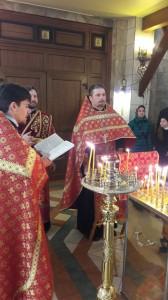 В Казанском храме совершили молитву в память о миллионах погибших в годы Великой Отечественной войны