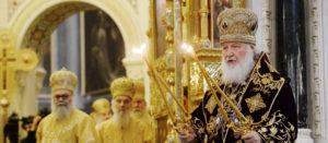 В 10-ю годовщину интронизации Святейшего Патриарха Кирилла в Храме Христа Спасителя совершена Литургия с участием Предстоятелей и представителей Поместных Церквей